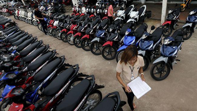 Pasar Motor Rontok di 2015, Semua Pabrikan Tak Sukses Jualan