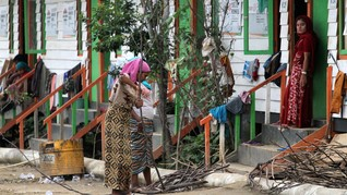 Yusril Laporkan Myanmar ke Dewan HAM PBB Terkait Rohingya
