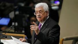 Presiden Palestina Ancam Setop Perjanjian dengan Israel