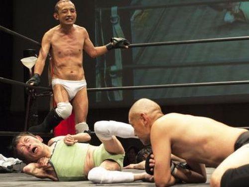 Di Jepang Ada Klub Petarung untuk Kaum Disabilitas