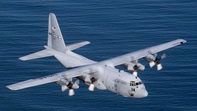 Pesawat Militer AS Jatuh di Georgia, 9 Orang Diduga Tewas