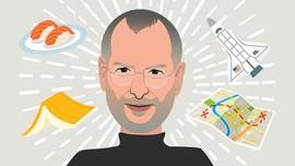 Fakta Unik Mendiang Steve Jobs