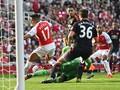 Arsenal Tim Tercepat Bobol Gawang MU Tiga Kali