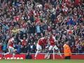 Arsenal Lumat MU 3-0