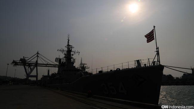 Geliat TNI Membangun Armada Maritim Jokowi