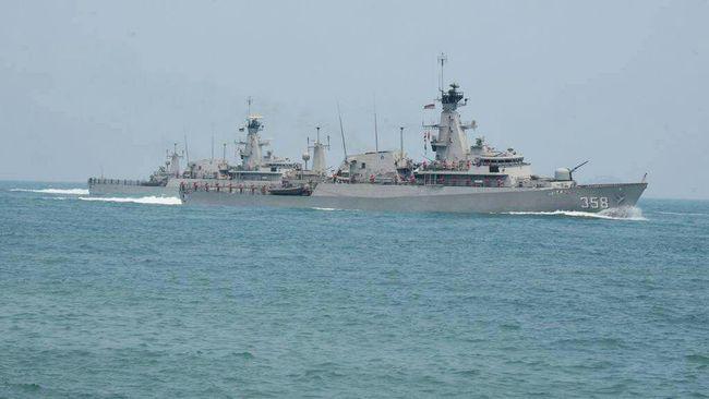 Anggaran Emas Legiun Penopang Poros Maritim
