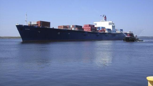 Kapal 'Hantu' RI yang Terdampar di Myanmar Sudah Dijual