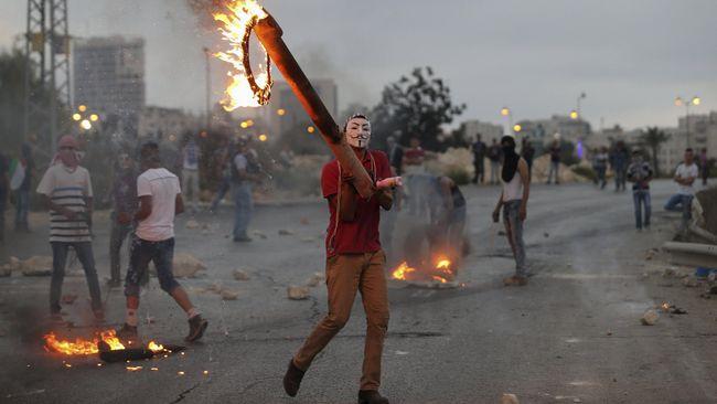 Bentrok Kembali Terjadi, Ketegangan Meningkat di Tepi Barat