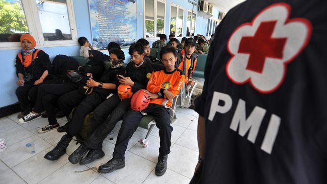 Demo Ricuh, PMI Bantah Petugas Medis Disiksa Brimob