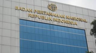 Kementerian ATR Soal Bank Tanah: Tunggu Payung Hukum