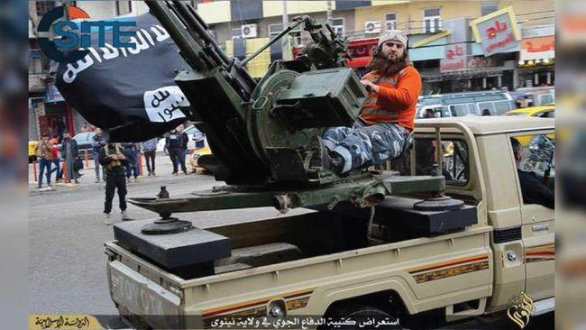 TKW Indonesia Saksikan Sendiri Kekejaman ISIS di Suriah