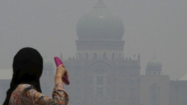 Gara-gara Kabut Asap, Sekolah di Malaysia Diliburkan