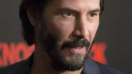 Keanu Reeves Buka Suara soal Peran di 'Toy Story 4'