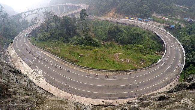 Mandeh Berpeluang 'Disinggahi' Pebalap Tour de Singkarak