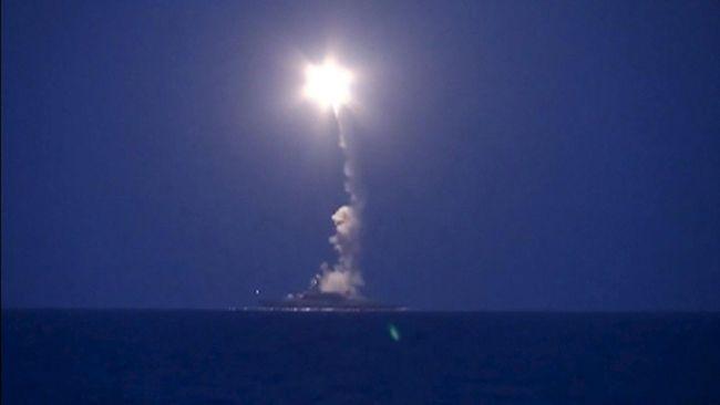 Serangan Rudal Rusia ke Suriah Bahayakan Penerbangan Sipil
