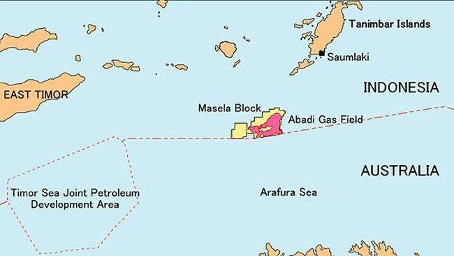 Shell Dikabarkan Jual Sahamnya di Blok Masela