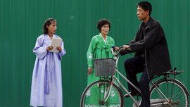 Melihat Pyongyang Lebih Dekat