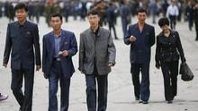 Kim Jong-un Nyoblos di Pemilu Korut, Rakyat Tak Berani Golput