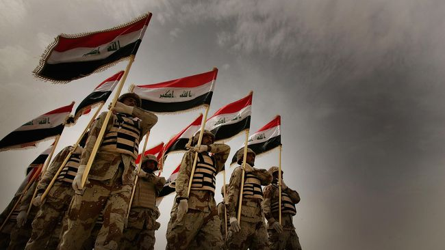 Hampir 19 Ribu Warga Sipil Tewas di Irak Kurang dari 2 Tahun