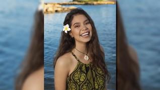 Senyum Manis Moana, 'Princess' Disney dari Hawaii