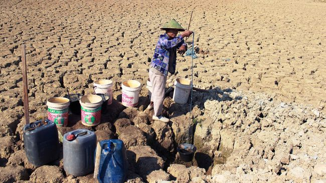 Satu dari Empat Anak Kesulitan Air Bersih pada 2040