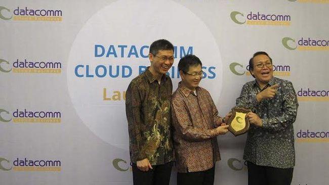 Datacomm Menjajal Potensi Bisnis Cloud