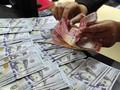 Rupiah Tenggelam ke Posisi Rp14.205 per Dolar AS