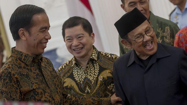 Bahas Investasi, CEO Apple Ajak Makan Malam Jokowi