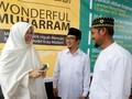 Yusuf Mansur Datang dan Berdoa di Kediaman Prabowo Subianto