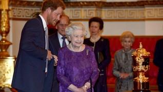 Panggilan Unik Ratu Elizabeth dari Cucu dan Cicit