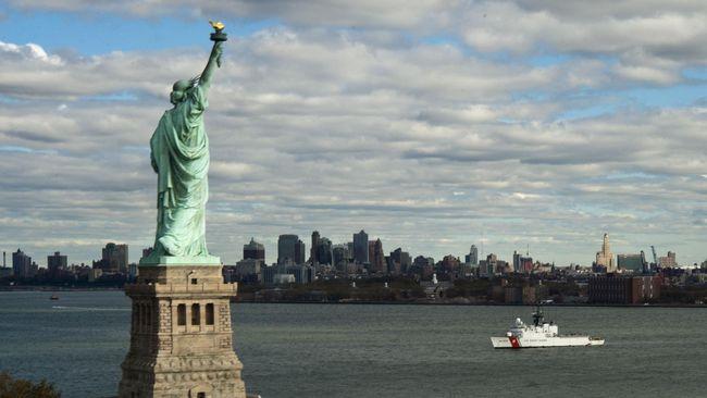 Patung Liberty Bakal Ditemani Sebuah Museum