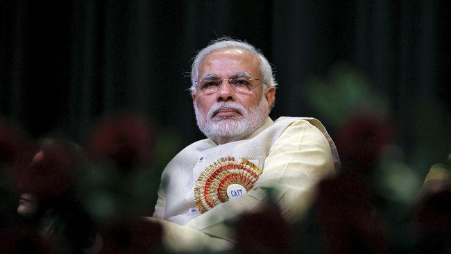 Dilantik Periode Kedua, PM India Rombak Kabinet