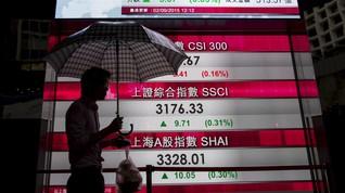 Bursa Saham Asia Menanjak Meski Wall Street Meredup