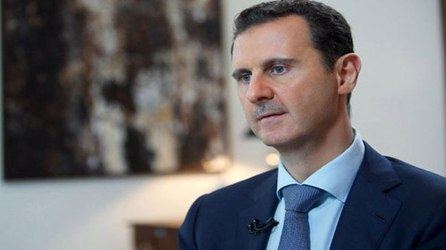 AS Klaim Punya Bukti Presiden Assad Pakai Senjata Kimia