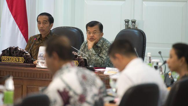 Jokowi Atur Strategi Kendalikan Harga Sampai Lebaran