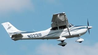 Pesawat Cessna Tergelincir di Kabupaten Puncak Papua
