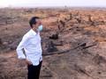 Jokowi Dituntut Gratiskan Seluruh Pengobatan Korban Asap