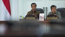 Jokowi Minta Para Menteri Hemat Belanja Barang pada 2020