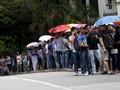 Warga Myanmar Gunakan Hak Suara di Singapura