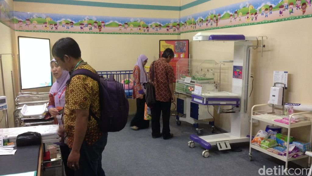 Melongok Rumah Sakit di JCC dalam Rangka Pameran Alat Kesehatan