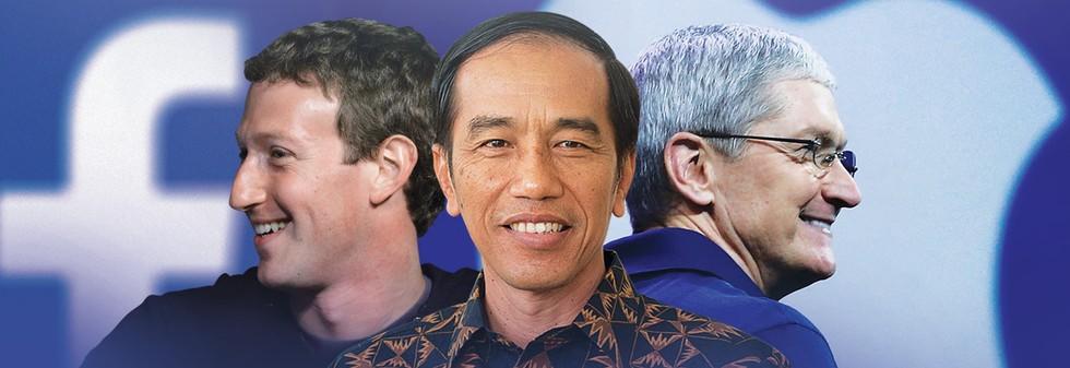 Jokowi ke Silicon Valley