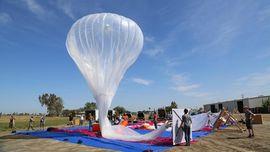 Smartfren Mau Gabung Proyek Balon Internet Google?