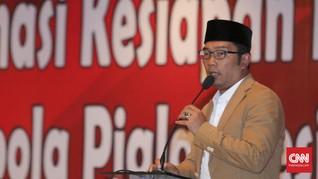 RK Izinkan PSBB Parsial di Bandung, Bogor, Depok, Bekasi