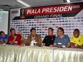 'Maaf Persib, Lemari Kami Penuh Piala'