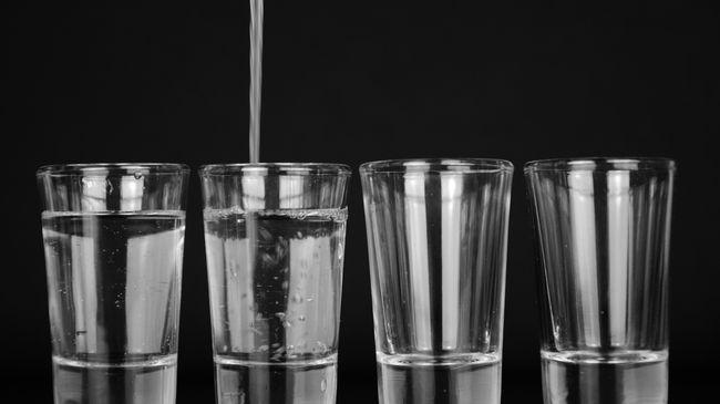 Hal-hal yang Bakal Dialami Jika Anda Kurang Minum