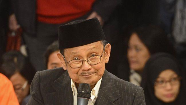 Jenazah Habibie Dibawa ke Patra Kuningan Jakarta Selatan