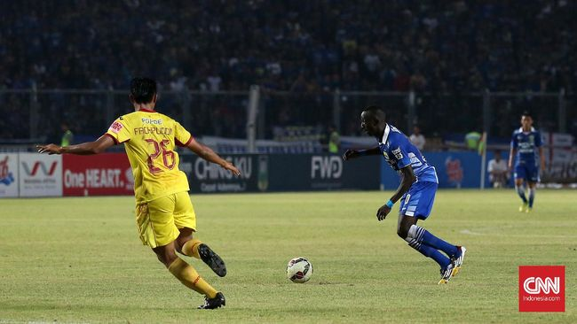 Alasan RD Boyong Konate ke Sriwijaya FC