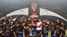 Hasil Undian Piala Presiden 2019: Persib vs Persebaya