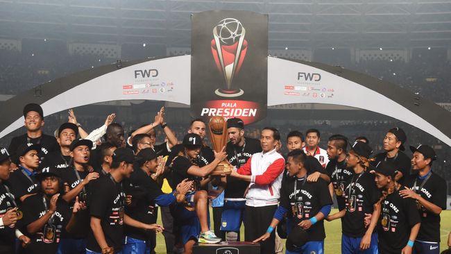 Mahaka Pasrah Merek Piala Presiden Dipakai PSSI