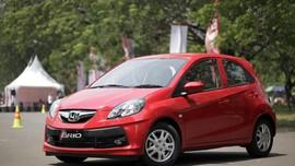 Susul Mobilio, Honda Hentikan Penjualan Brio di India